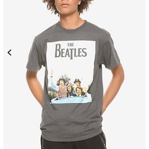 🎉HP🎉Worn Once Beatles Magical Mystery Tour Shirt
